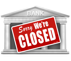 bank-closed